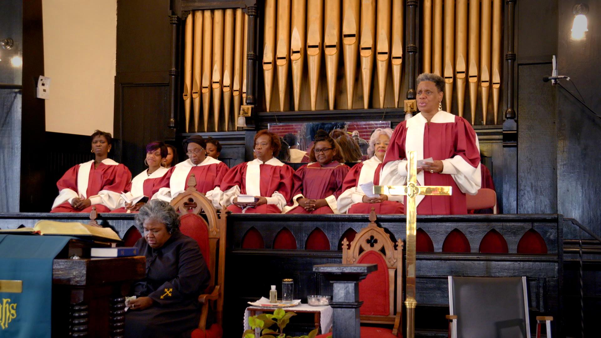 025 - AME Choir